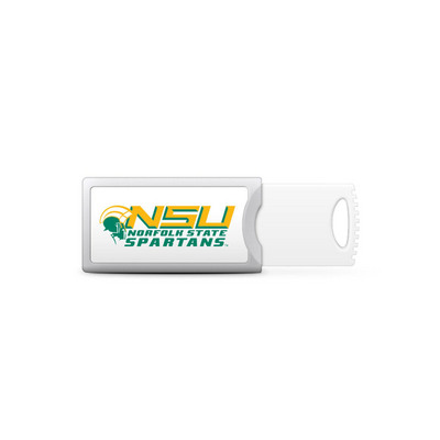 Centon Norfolk State University Push USB 3.0 Flash Drive, Classic V1  64GB