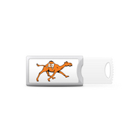 Centon Campbell University Push USB 3.0 Flash Drive, Classic V1  64GB