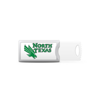 Centon University of North Texas Push USB 3.0 Flash Drive, Classic V1  64GB