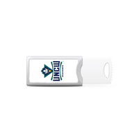 Centon University of North Carolina at Wilmington V2 Push USB 3.0 Flash Drive, Classic V1  64GB