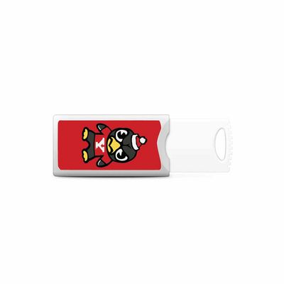Tokyodachi Push USB 2.0 Flash Drive, Classic V2  32GB