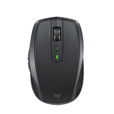Logitech Black MX Anywhere 2S Wireless Mouse