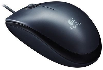 M100 MOUSE USB BLACK