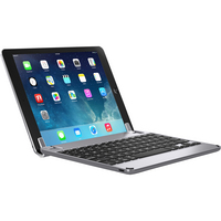Brydge 9.7 Aluminum Bluetooth Keyboard, iPad Pro 9.7iniPad Air 12, Space Gray