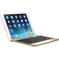 Brydge 9.7 Aluminum Bluetooth Keyboard, iPad Pro 9.7iniPad Air 12, Gold
