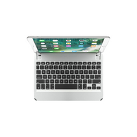 Brydge 10.5 Series II Bluetooth Keyboard, iPad Pro 10.5in & iPad Air, Silver