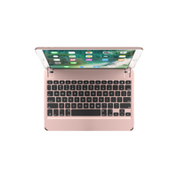 Brydge 10.5 Series II Bluetooth Keyboard, iPad Pro 10.5in & iPad Air, Rose Gold