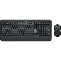 Logitech MK540 Wireless Keyboard and Mouse Combo