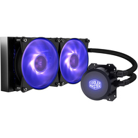 Cooler Master MasterLiquid ML240L RGB Liquid Cooling Fan