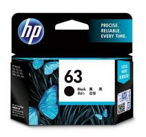 HP F6U62AN#140 BLACK 63 ORIG INK CARTRIDGE
