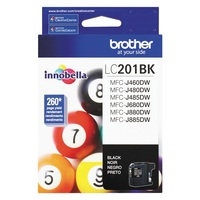 Brother LC201 Black