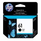 HP CH561WN#140 GENUINE 61 Black INK DESKJE  10218546