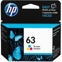 HP 63 TriColor Ink Cartridge