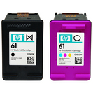HP 61 Ink Catridge Combo P