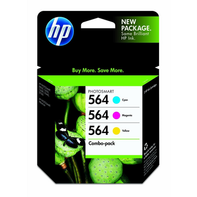 HP564 Combo Pack CynlMag