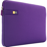 Case Logic Laptop Sleeve, 15.6 inch, Purple