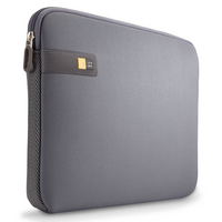 Case Logic LAPS 113 Sleeve Carrying Case for 13.3 Laptop Computer in Graphite