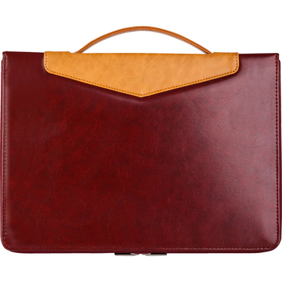 Moshi Codex MacBook Case, MacBook 15in, Burgundy Red