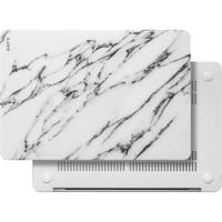 Laut Huex Elements Macbook Air Case, 13in, White Marble