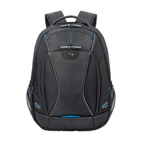 Solo New York Glide Backpack, BlackBlue