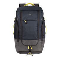 Solo New York Everyday Max Backpack, 21.5in, NavyGray