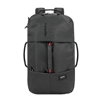 Solo New York AllStar Hybrid Backpack Duffle, 16.75in, Black