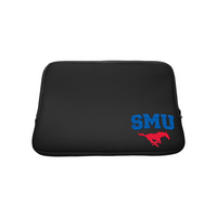 Southern Methodist University Custom Logo Sleeve Black 13in