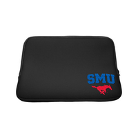 Southern Methodist University Custom Logo Sleeve Black 15in