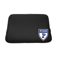 Centon University of Pennsylvania Black Laptop Sleeve, Classic  13