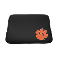 Centon Clemson University Black Laptop Sleeve, Classic V1  15