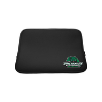 Centon Binghamton University Black Laptop Sleeve, Classic  13