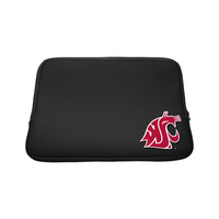 Centon Washington State University Black Laptop Sleeve, Classic  15
