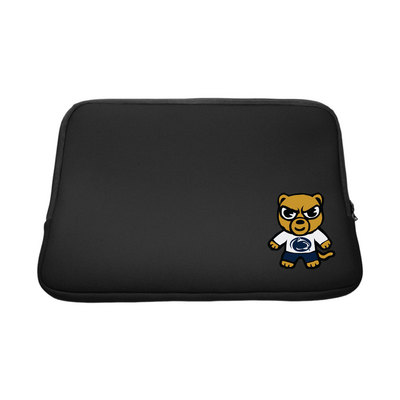 Tokyodachi Black Laptop Sleeve, Classic V1  13