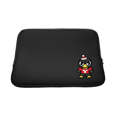 (Tokyodachi) Black Laptop Sleeve, Classic V1  13
