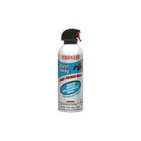 Maxell Blast Away Canned Air, 10oz