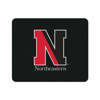 Northeastern University Custom Logo Mouse Pad