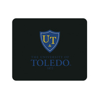 Centon The University of Toledo Black Mouse Pad, Classic