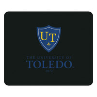 University of Toledo Custom Logo Mouse Pad