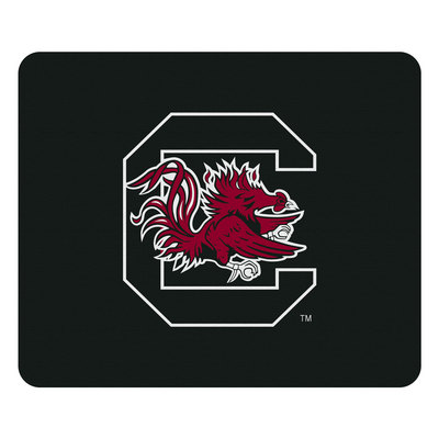 Centon University of South Carolina Black Mouse Pad, Classic