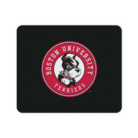 Centon Boston University Black Mouse Pad, Classic