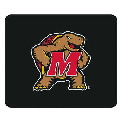 Centon University of Maryland Black Mouse Pad, Classic