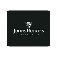 Centon Johns Hopkins University Black Mouse Pad, Classic