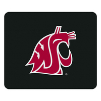 Centon Washington State University Black Mouse Pad, Classic