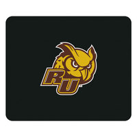 Centon Rowan University Black Mouse Pad, Classic