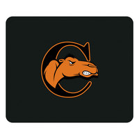 Centon Campbell University Black Mouse Pad, Classic