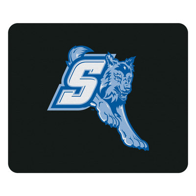 Sonoma State University Custom Logo Mouse Pad, 8 5in   The