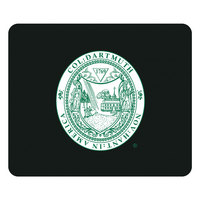 Centon Dartmouth College Black Mouse Pad, Classic