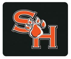 Sam Houston Custom Logo Mouse Pad, 8.5in