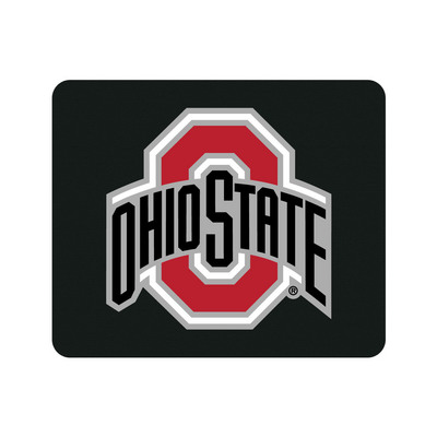 Centon Ohio State University V2 Black Mouse Pad, Classic