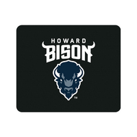 Centon Howard University V2 Black Mouse Pad, Classic V1